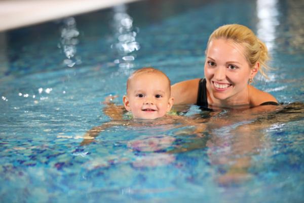 Kleinkinderschwimmen 25-36 Monate