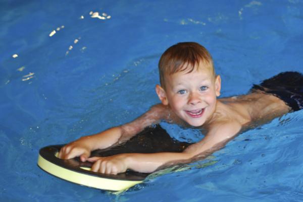Anfänger-Schwimmkurs