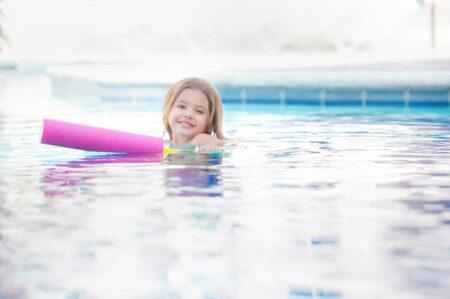 Kleinkindschwimmen (3-4 Jahre) (8 Einheiten)