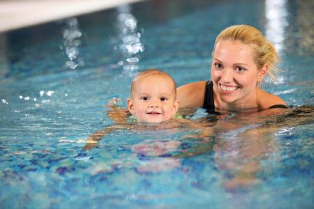 Kleinkindschwimmen (25-36 Monate) (8 Einheiten)